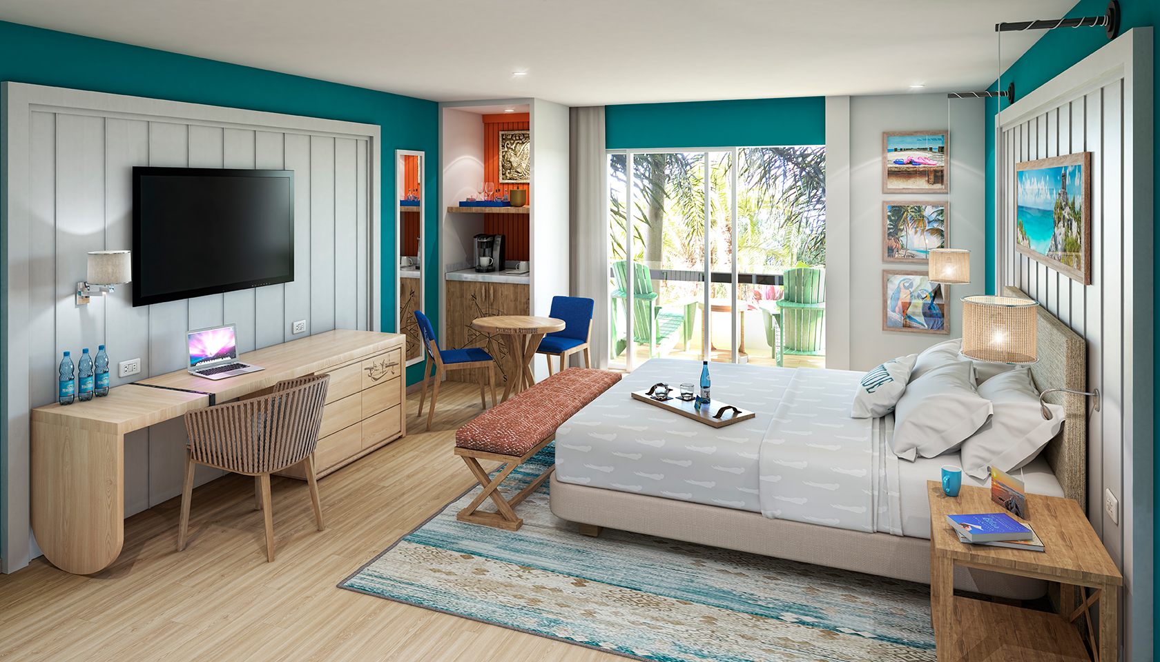 Photo of the Paradise Junior Suite
