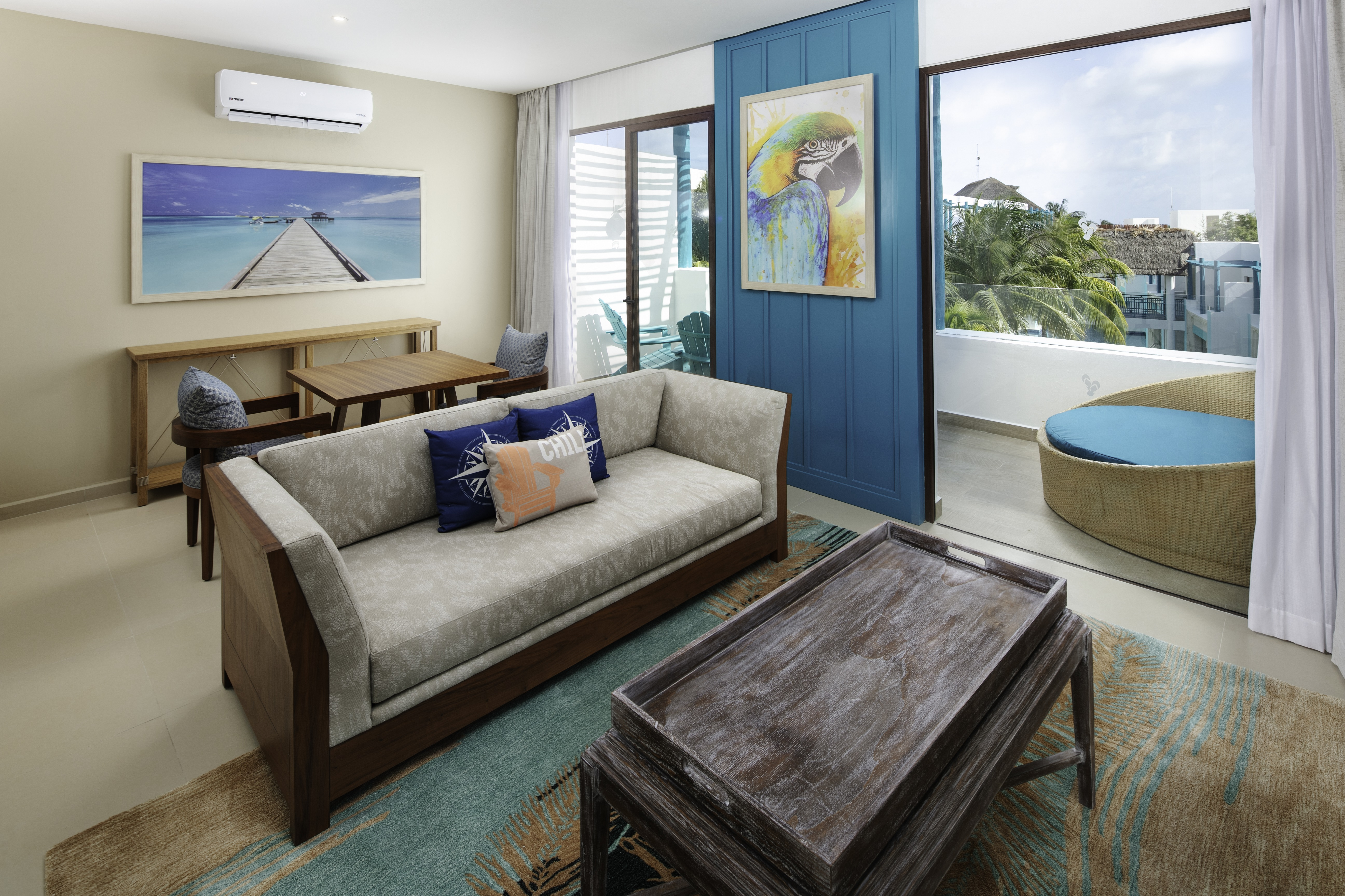 Photo of the Paradise Suite